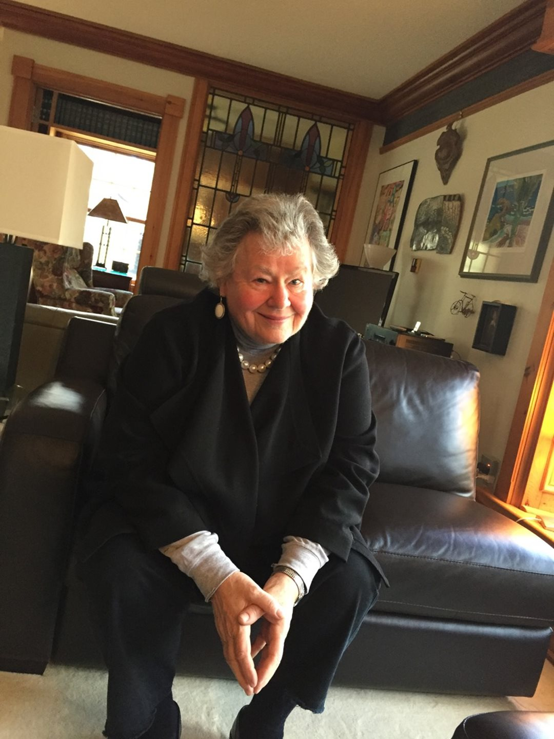 Photo of Senator Nancy Ruth