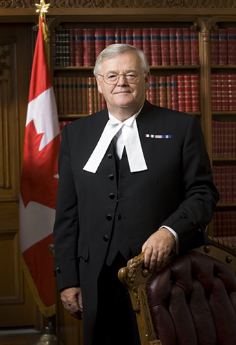 Official photo of the honourable Noël A. Kinsella