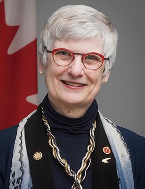 Senator Patricia Bovey