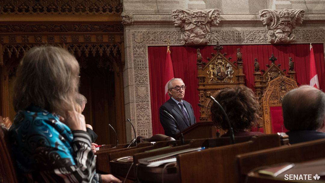 Phil Fontaine, former National Chief of the Assembly of First Nations, speaks about Canada's relations with its First Nations.