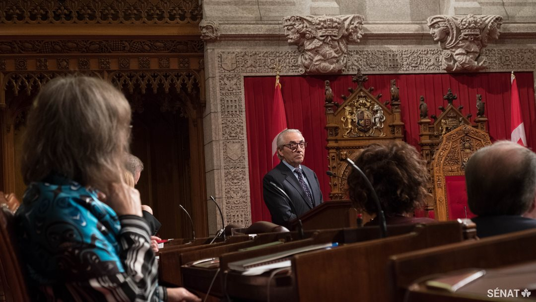 Phil Fontaine, ancien chef national de l'Assemblée des Premières Nations, parle des relations entre le Canada et ses Premières Nations.
