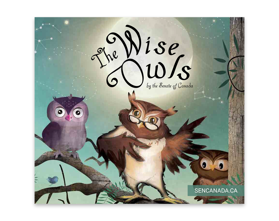 The Wise Owls Cover