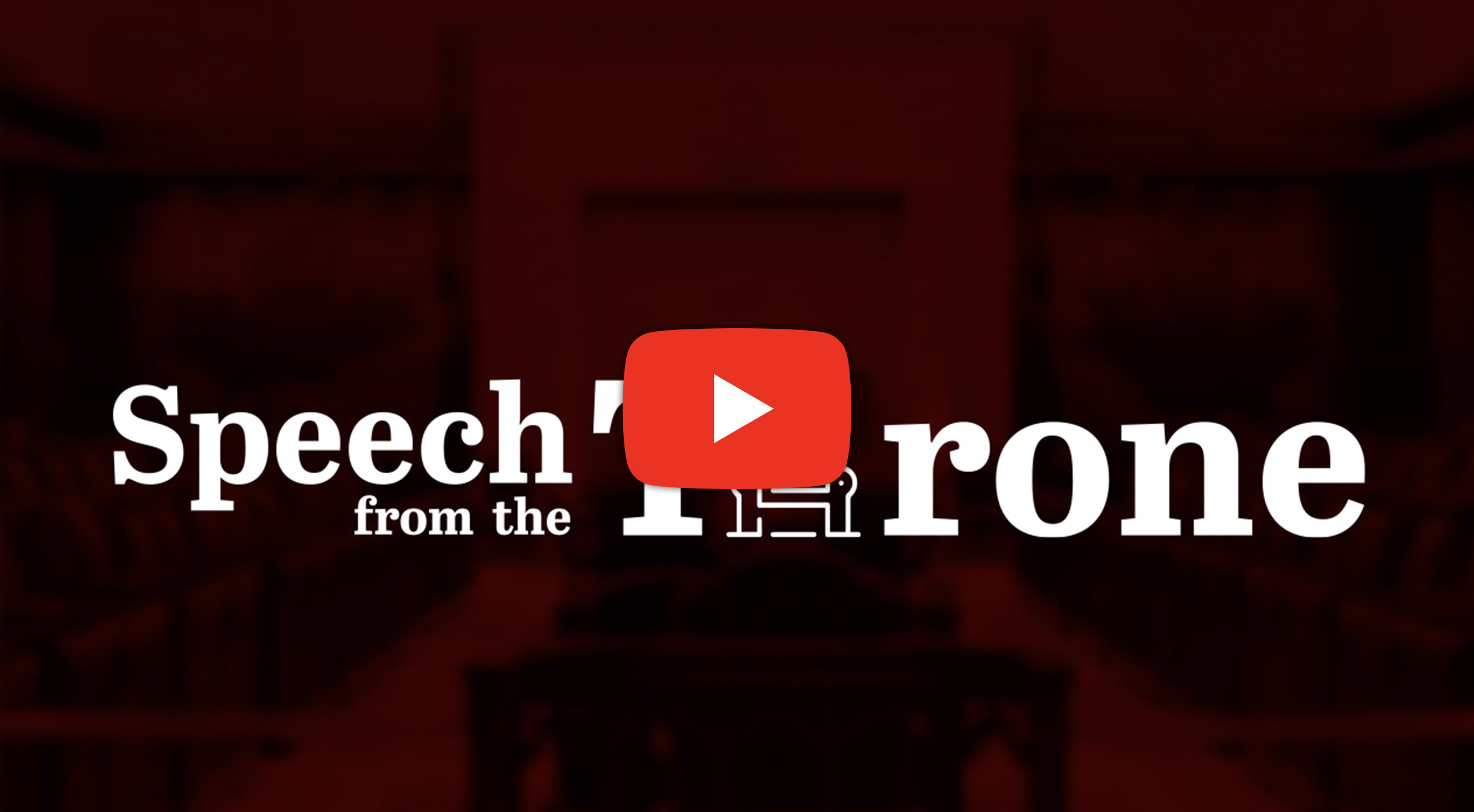 Speech from the Throne thumbnail